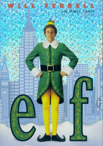 Elf Ferrell Love Richter Asner