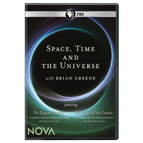 Space Time & The Universe With Space Time & The Universe With Nr 4 DVD