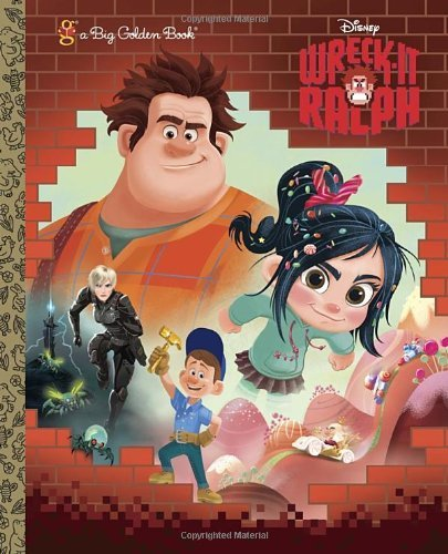 Rh Disney Wreck It Ralph
