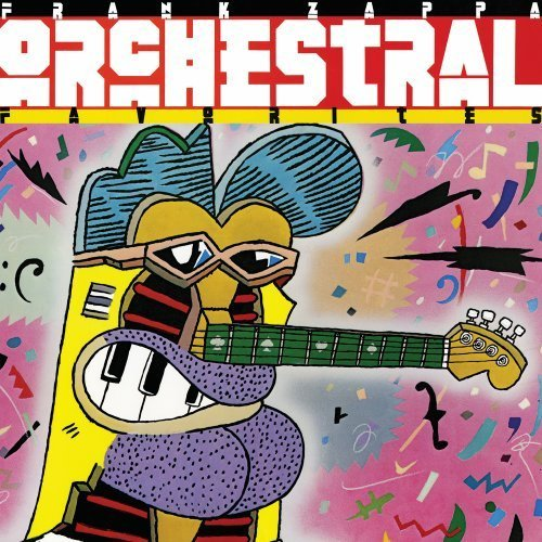 Frank Zappa Orchestral Favorites