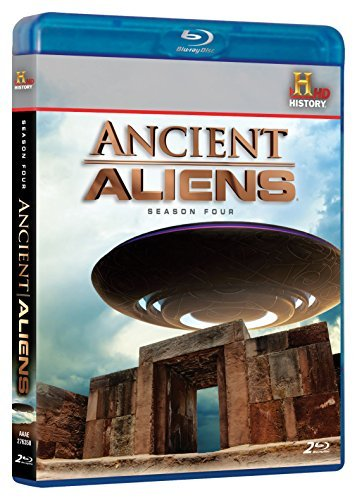 Ancient Aliens Season 4 Blu Ray Nr