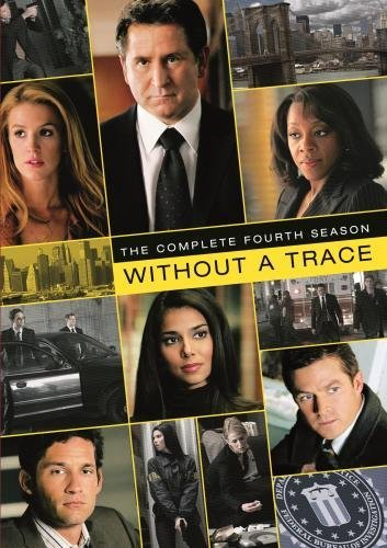 Without A Trace Season 4 DVD Mod This Item Is Made On Demand Could Take 2 3 Weeks For Delivery