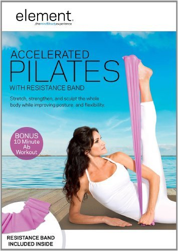 Accelerated Pilates Element Nr Incl. Band