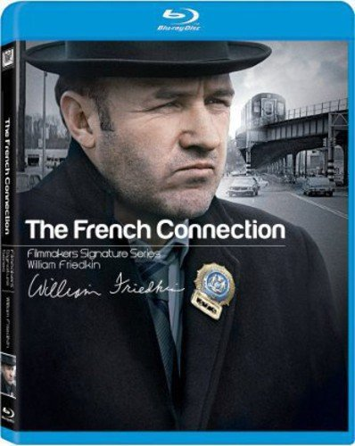 French Connection Hackman Scheider Blu Ray R