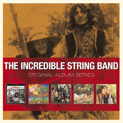 Incredible String Band Original Album Series Import Gbr
