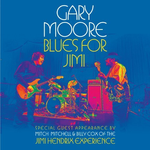 Gary Moore Blues For Jimi Live In London