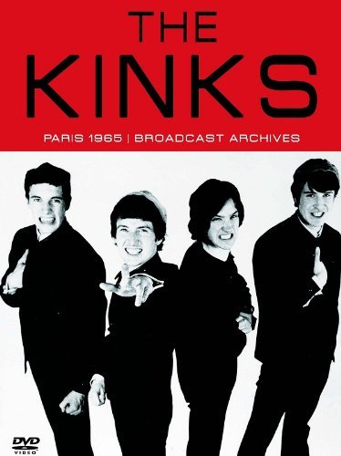 Kinks Paris 1965 Nr