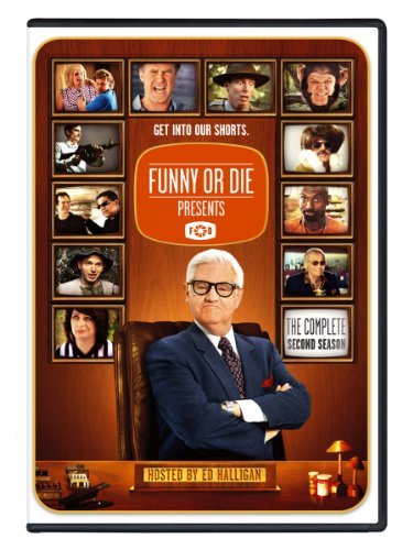 Funny Or Die Presents Funny Or Die Presents Season Tvma 2 DVD