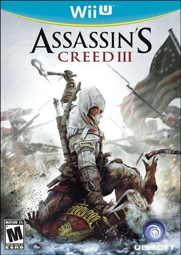 Wii U Assassins Creed 3
