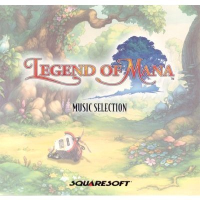 Legend Of Mana Soundtrack