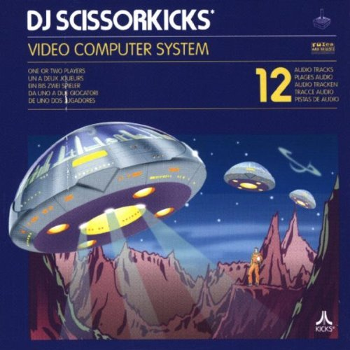 Dj Scissorkicks Video Computer System