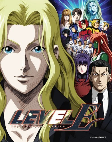 Level E Complete Series Level E Blu Ray Tv14 Incl. DVD
