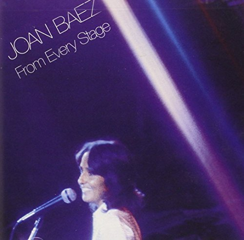 Joan Baez From Every Stage 2 CD
