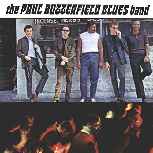 Butterfield Blues Band/Paul Butterfield Blues Band