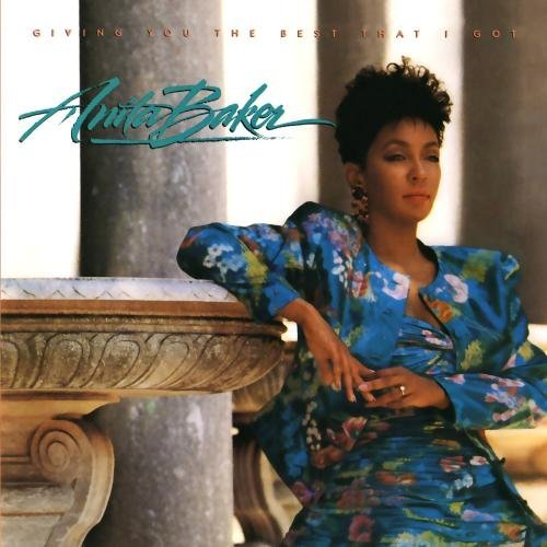 Anita Baker Giving You The Best That I Got CD R