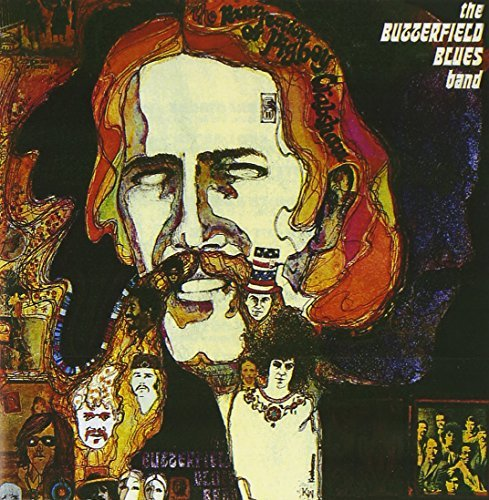 Paul Blues Band Butterfield/Resurrection Of Pigboy Crabsha