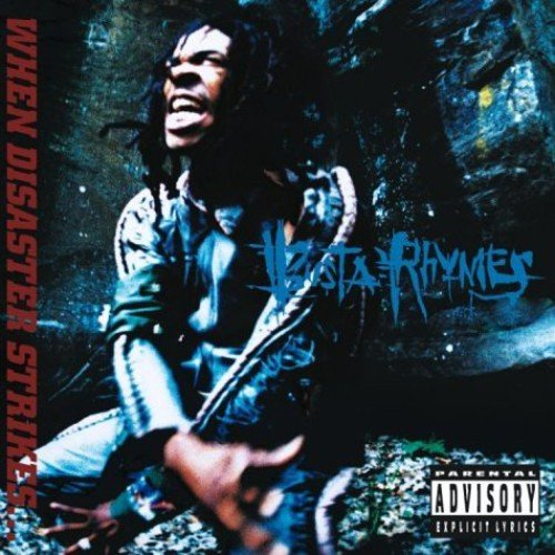 Busta Rhymes When Disaster Strikes Import Gbr