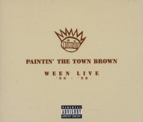 Ween Paintin' The Town Brown Live 9 Explicit Version 2 CD Set