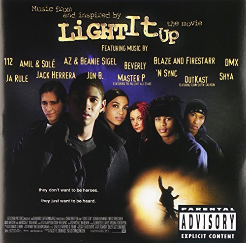 Light It Up Soundtrack Explicit Version Hdcd