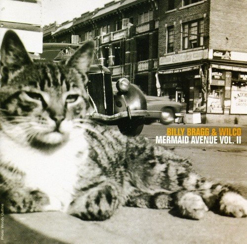 Billy Bragg & Wilco Vol. 2 Mermaid Ave.