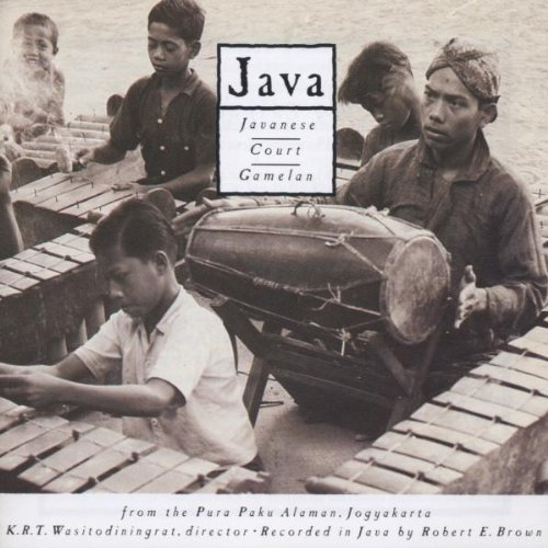 Java Javanese Court Gamelan
