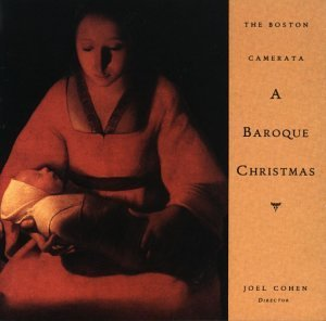 Boston Camerata Baroque Christmas Cohen Boston Camerata
