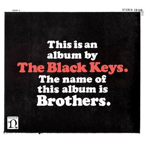 Black Keys Brothers Deluxe Ed. Lmtd Ed. Incl. Book