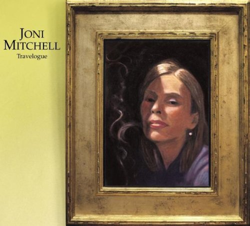 Joni Mitchell Travelogue 2 CD Set