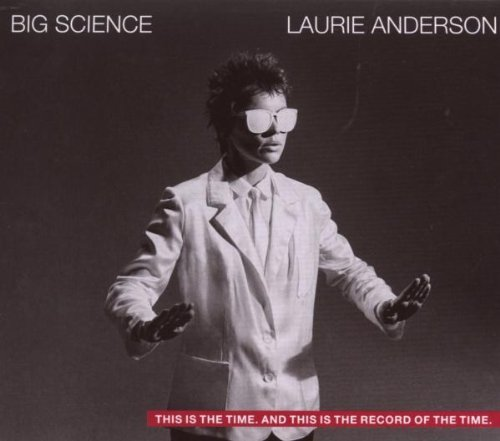 Laurie Anderson Big Science Incl. Bonus Track