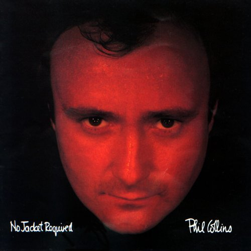 Phil Collins No Jacket Required No Jacket Required
