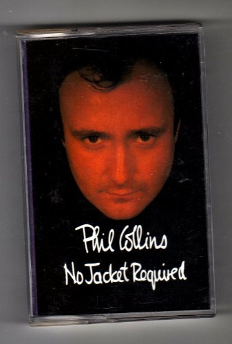 Phil Collins/No Jacket Required