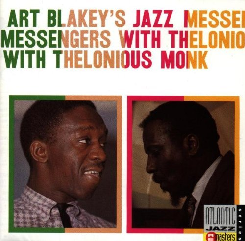 Art Blakey Jazz Messengers CD R