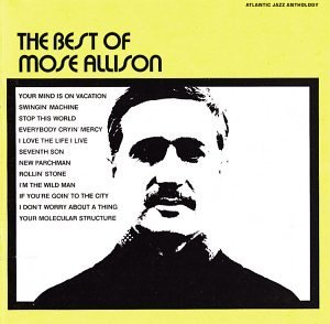 Mose Allison Best Of Mose Allison