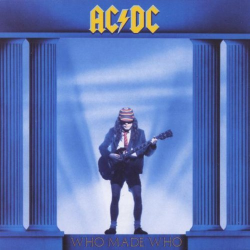 Ac Dc Who Made Who