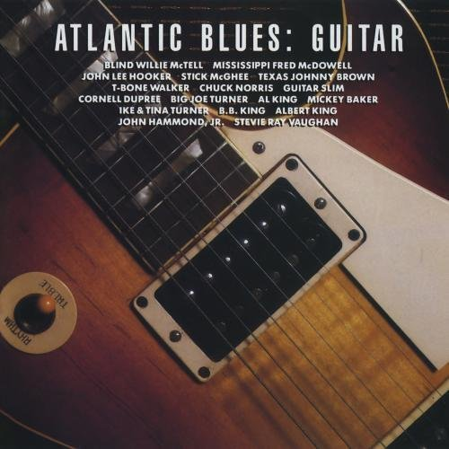 Atlantic Blues Guitar CD R Atlantic Blues