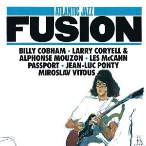 Atlantic Jazz Fusion Vitous Mccann Cobham Coryell Atlantic Jazz