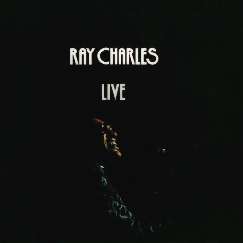Ray Charles Live CD R