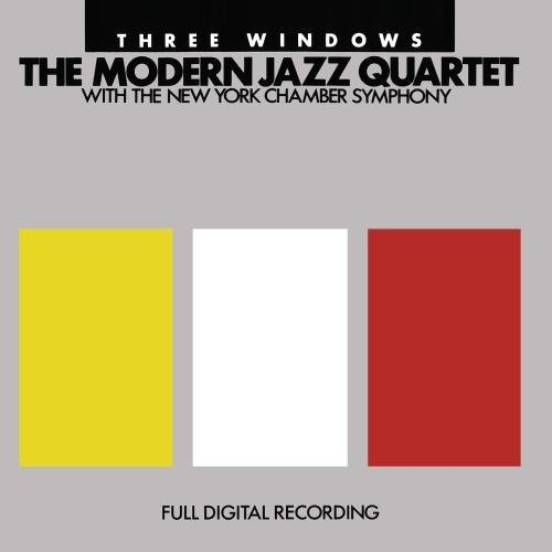 Modern Jazz Quartet Three Windows CD R