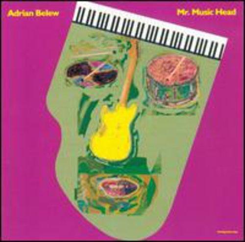 Adrian Belew/Mr. Music Head