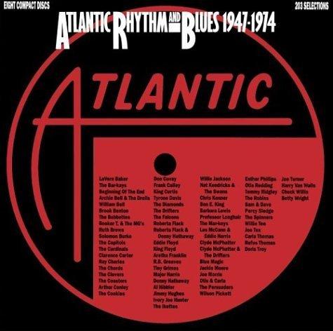 Atlantic Rhythm & Blues/1947-74-Atlantic Rhythm & Blue@8 Cd Box Set@Atlantic Rhythm & Blues