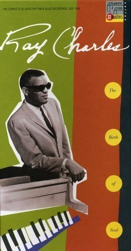 Charles Ray Birth Of Soul Complete Atlanti Incl. Booklet 3 CD Set
