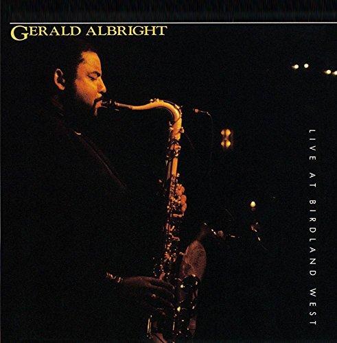 Gerald Albright/Live At Birdland West@Cd-R