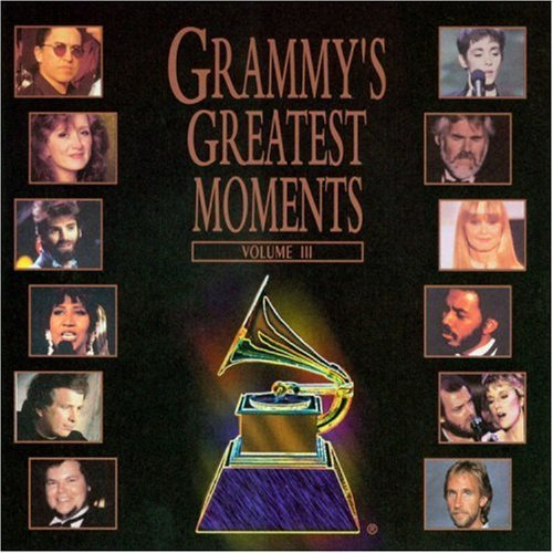 Grammy's Greatest Moments Vol. 3 Grammy's Greatest Momen Robinson Warwick Los Lobos Grammy's Greatest Moments