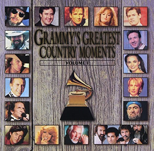 Grammy's Greatest Country M Vol. 1 Grammy's Greatest Count Williams Gill Travis Black Grammy's Greatest Country Mome