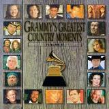 Grammy's Greatest Country M Vol. 2 Grammy's Greatest Count Lovett Cyrus Judds Strait Rich Grammy's Greatest Country Mome