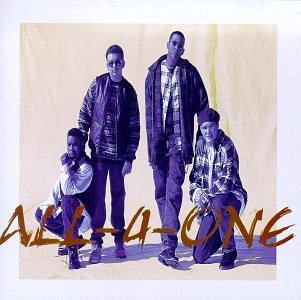 All 4 One All 4 One