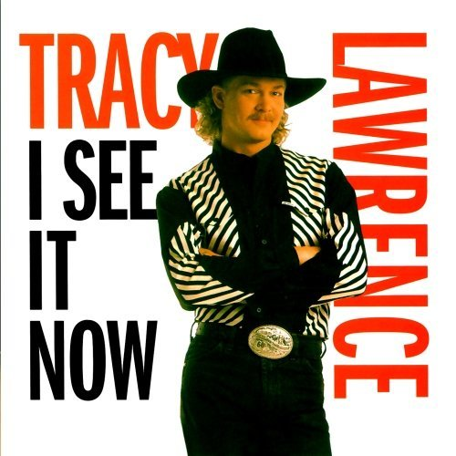 Tracy Lawrence I See It Now CD R