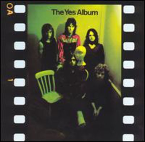 Yes Yes Album Remastered