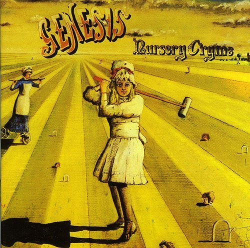 Genesis Nursery Cryme Remastered