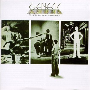 Genesis Lamb Lies Down On Broadway Remastered